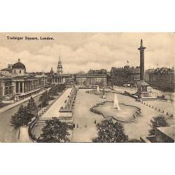 Royaume-Uni London - Trafalgar Square.