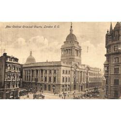 Royaume-Uni London - New Central Criminal Courts.