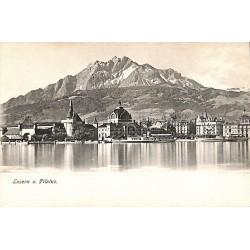 Suisse Luzern - u. Pilatus