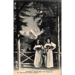 ABAO Suisse Interlaken - Die Jungfrau vom Rugen aus.
