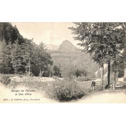 ABAO Suisse Gorges de l'Areuse et Dos de l'Ane.