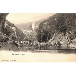 ABAO Suisse Gorges de l'Areuse.