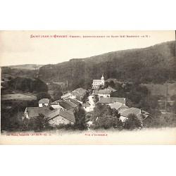 ABAO 88 - Vosges [88] Saint-Jean-d'Ormont - Vue d'ensemble.