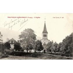 ABAO 88 - Vosges [88] Travexin Cornimont - L'Eglise.