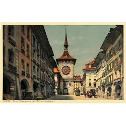 ABAO Suisse Berne - Kramgasse und Zeitglockenturm.