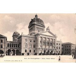ABAO Suisse Berne - Palais fédéral.