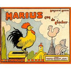 1900- RABIER, Benjamin.- MARIUS COQ DU CLOCHER.