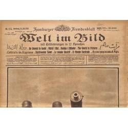 Journaux et périodiques Welt im Bild. 1918/06/26. n°175.
