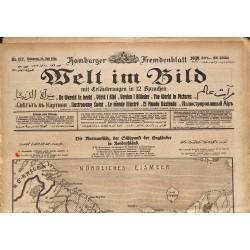 Journaux et périodiques Welt im Bild. 1918/07/10. n°177.