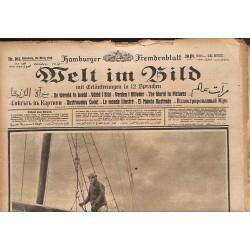 Journaux et périodiques Welt im Bild. 1918/03/20. n°161.