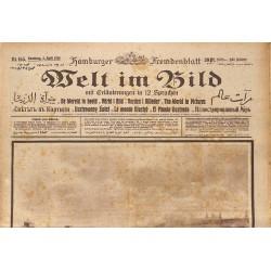 ABAO Journaux et périodiques Welt im Bild. 1918/04/03. n°163.