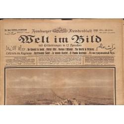 ABAO Journaux et périodiques Welt im Bild. 1918/04/10. n°164.