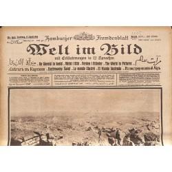 Journaux et périodiques Welt im Bild. 1918/04/17. n°165.