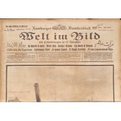 Journaux et périodiques Welt im Bild. 1918/04/24. n°166.