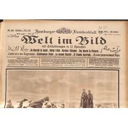Journaux et périodiques Welt im Bild. 1918/05/01. n°167.