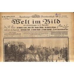 ABAO Journaux et périodiques Welt im Bild. 1918/05/08. n°168.