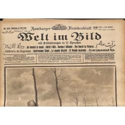 Journaux et périodiques Welt im Bild. 1918/05/15. n°169.
