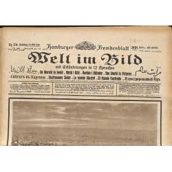 Journaux et périodiques Welt im Bild. 1918/05/22. n°170.