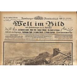 Journaux et périodiques Welt im Bild. 1918/05/29. n°171.