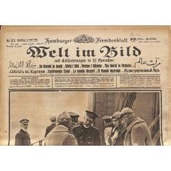 Journaux et périodiques Welt im Bild. 1918/06/05. n°172.