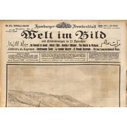 Journaux et périodiques Welt im Bild. 1918/06/12. n°173.