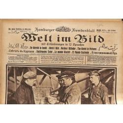 Journaux et périodiques Welt im Bild. 1918/03/13. n°160.