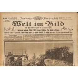 Journaux et périodiques Welt im Bild. 1918/07/31. n°180.