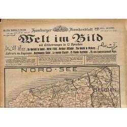 Journaux et périodiques Welt im Bild. 1918/07/17. n°178.