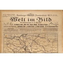 Journaux et périodiques Welt im Bild. 1918/07/24. n°179.