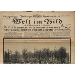 Journaux et périodiques Welt im Bild. 1917/10/18. n°139.