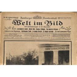 Journaux et périodiques Welt im Bild. 1917/10/25. n°140.
