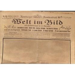 Journaux et périodiques Welt im Bild. 1918/01/02. n°150.