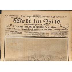 ABAO Journaux et périodiques Welt im Bild. 1918/01/09. n°151.