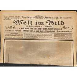 ABAO Journaux et périodiques Welt im Bild. 1918/01/16. n°152.