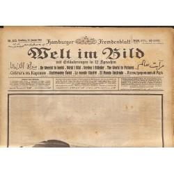 ABAO Journaux et périodiques Welt im Bild. 1918/01/23. n°153.