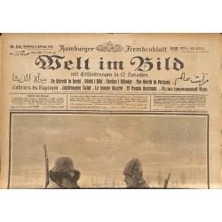 ABAO Journaux et périodiques Welt im Bild. 1918/02/06. n°155.