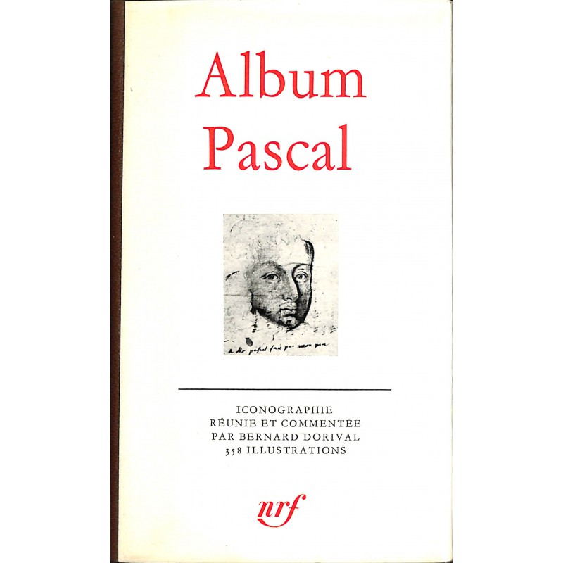 ABAO 1900- Album PASCAL
