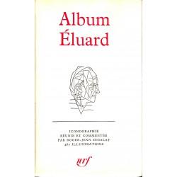 ABAO La Pléiade Album ELUARD