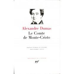 ABAO La Pléiade Dumas (Alexandre) - Le Comte de Monte-Cristo.