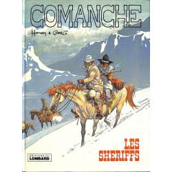 Bandes dessinées Comanche 08