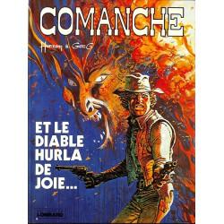 Bandes dessinées Comanche 09