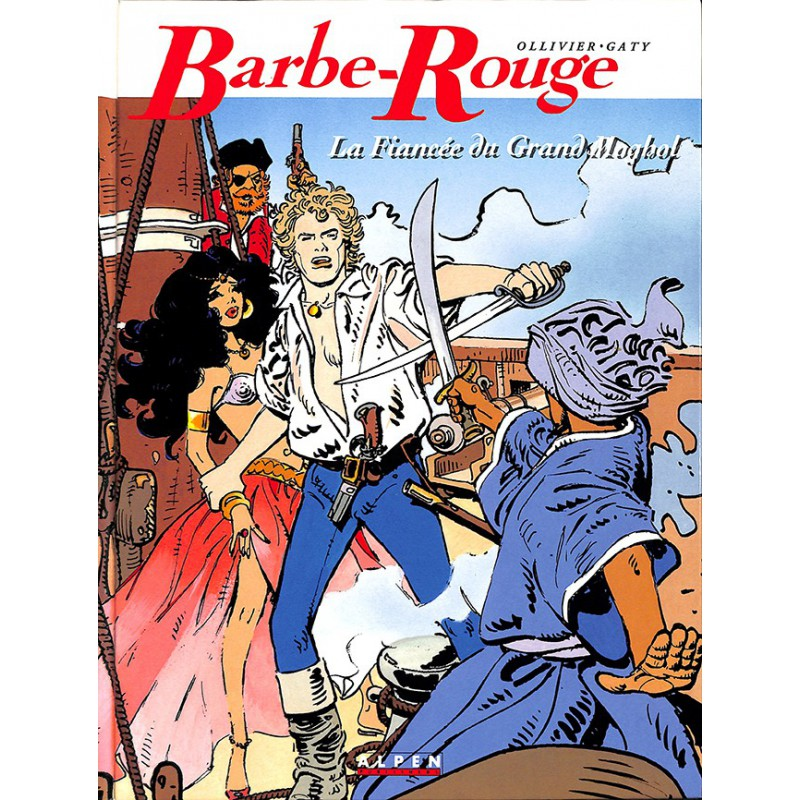ABAO Bandes dessinées Barbe-Rouge 27