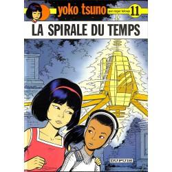 ABAO Bandes dessinées Yoko Tsuno 11
