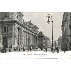 ABAO Suisse Genève - Hôtel des Postes.