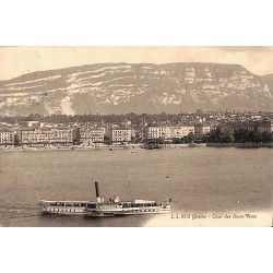ABAO Suisse Genève - Quai des Eaux-Vives.