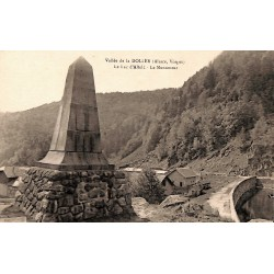 ABAO 88 - Vosges [88] Vallée de la Dolier. Le Lac d'Alteld.