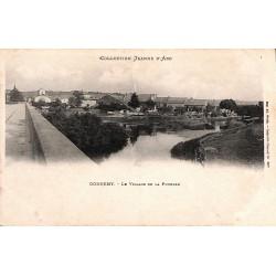 ABAO 88 - Vosges [88] Domremy - Le Village de la Pucelle.