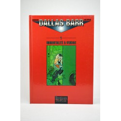 Bandes dessinées Dallas Barr 01
