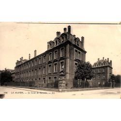 76 - Seine Maritime [76] Le Havre - Le Lycée de Garçons.