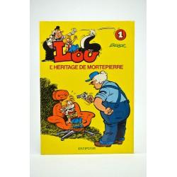 ABAO Bandes dessinées Lou 01